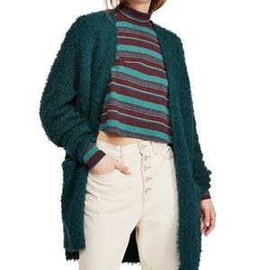 FREE PEOPLE // Once in a Lifetime Cardigan (NWT)